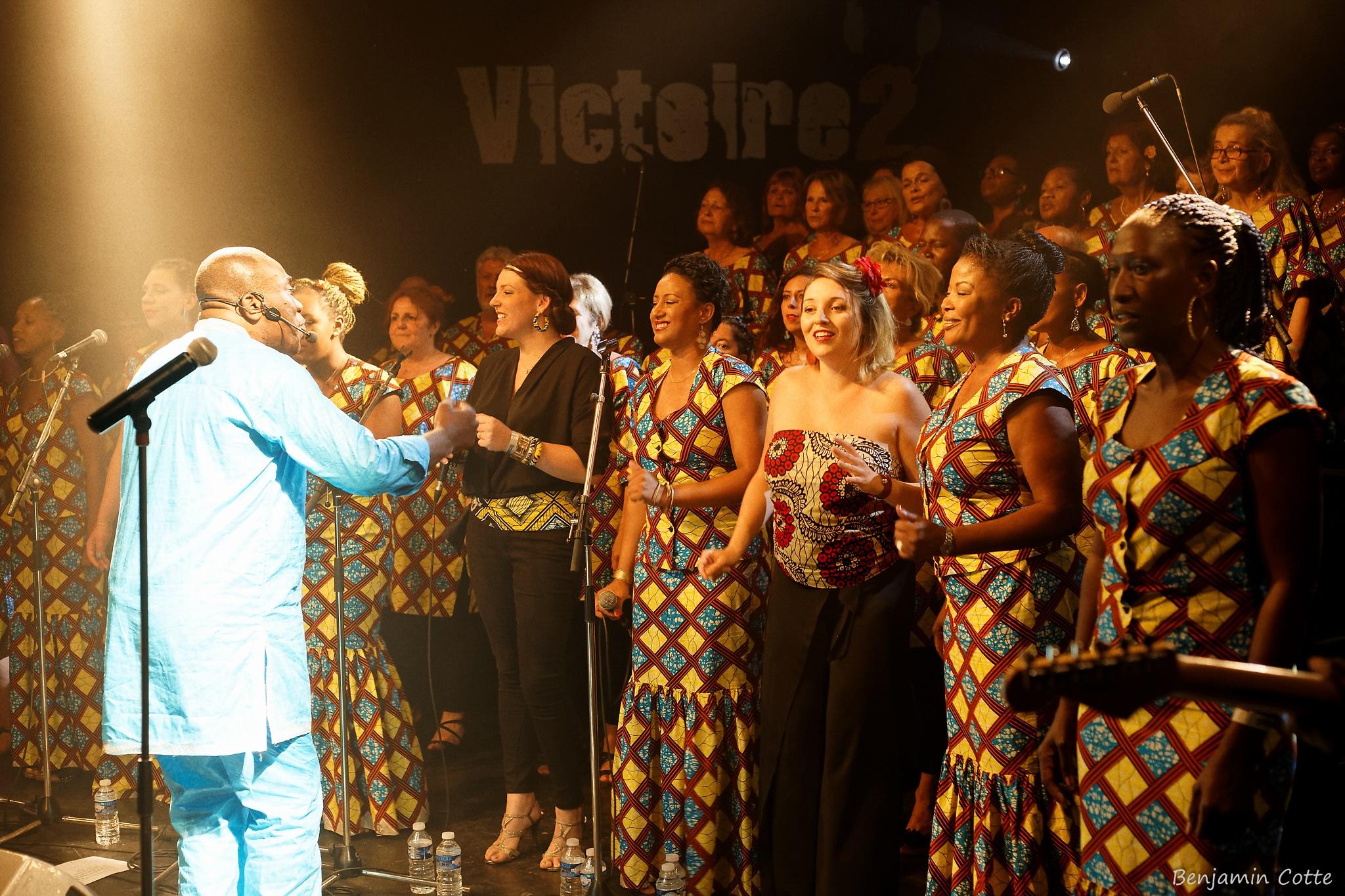 Les chanteuses et voix lead