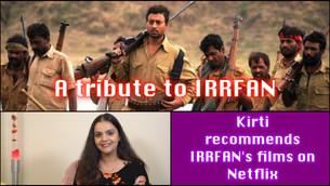 Big loss to World Cinema: A tribute to Irrfan!