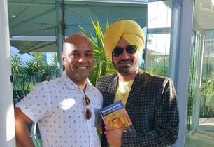 KIRTI IN CONVERSATION WITH THE BHANGRA LEGEND MALKIT SINGH!