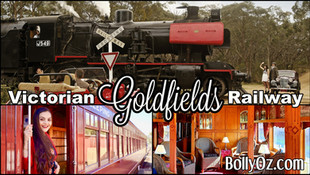 Victorian Goldfields Railway - Take a trip on the amazing heritage Steam Train!