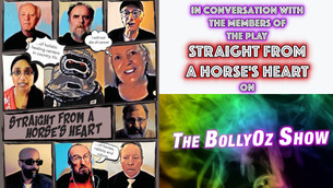 Straight from a Horse's Heart - A Zoom Play