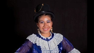 """""""Les Cultures du Monde"""" one of the best Folklore Festival experience - Raissa Sofía Torrico Valverde"""