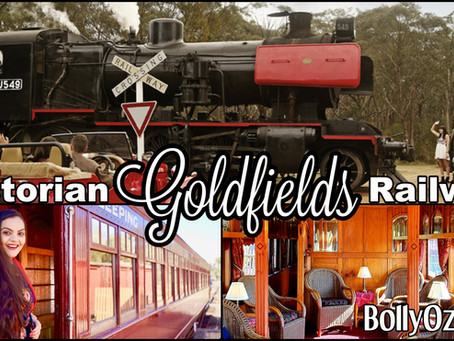 Dr Kishore captures the story of Victorian Goldfields Railways - A heritage railway of Australia!