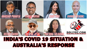 BollyOz Panel Discussion - India's Covid 19 Situation & Australia's Response!