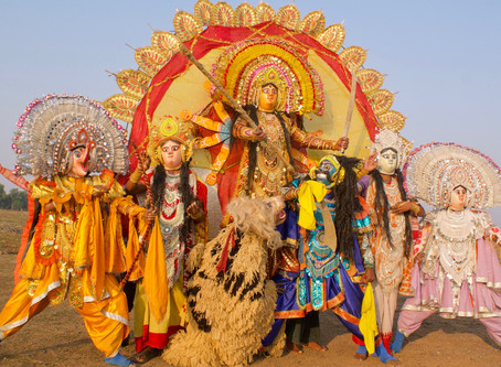 Preserving Chhau Dance - An interview with Dr Vikrant Kishore