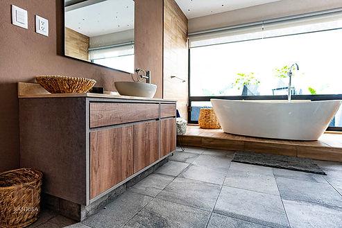 mueble baño contemporaneo