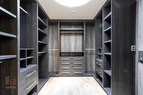 vestidor walking closet