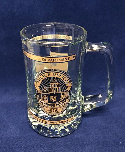 OPD Glass Beer Stein