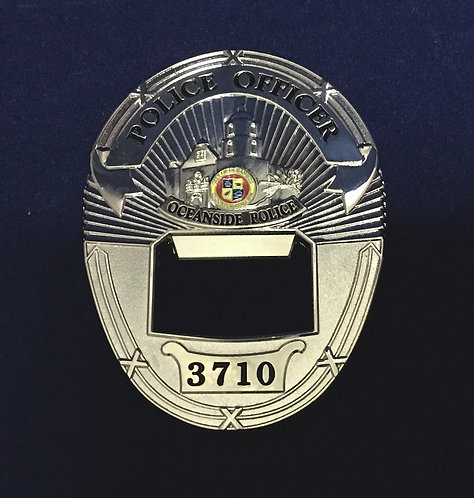 Challenge Coin Bottle Opener