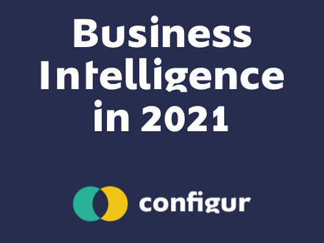 Business Intelligence in 2021