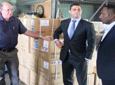 Israel Donates Generators to Earthquake Struck Nation