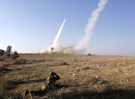 U.S. Partners with IDF in Counter Missile Threats