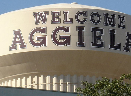 """Aggies Say """"NO"""" to BDS"""