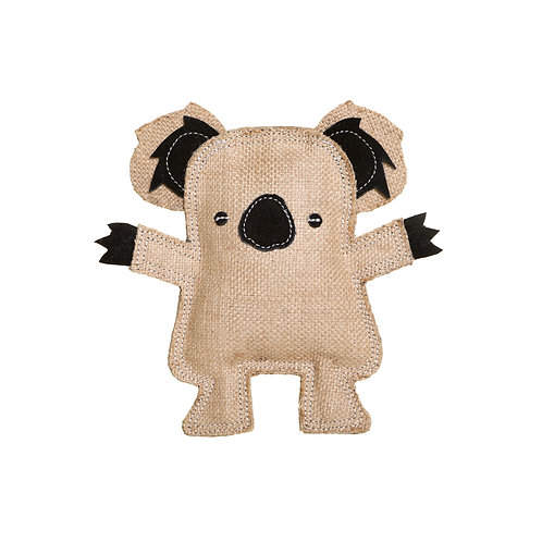 Dog Owners Outdoor Gear Natural Dog Toy - Koala