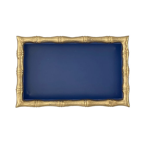 Color Block Blue Chang Mai Tray