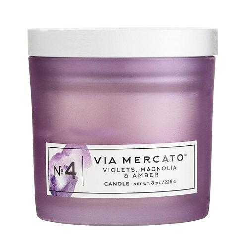 Via Mercato No.4 Candle