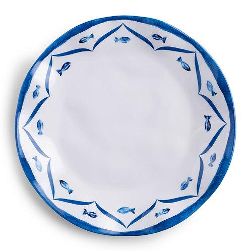 """Sardinia 10.5"""" Dinner Plate"""