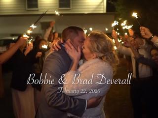 Bobbie & Brad Deverall