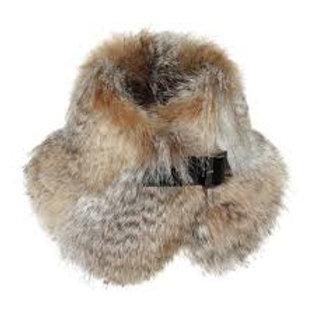 Siberian Wolf Buckle Collar