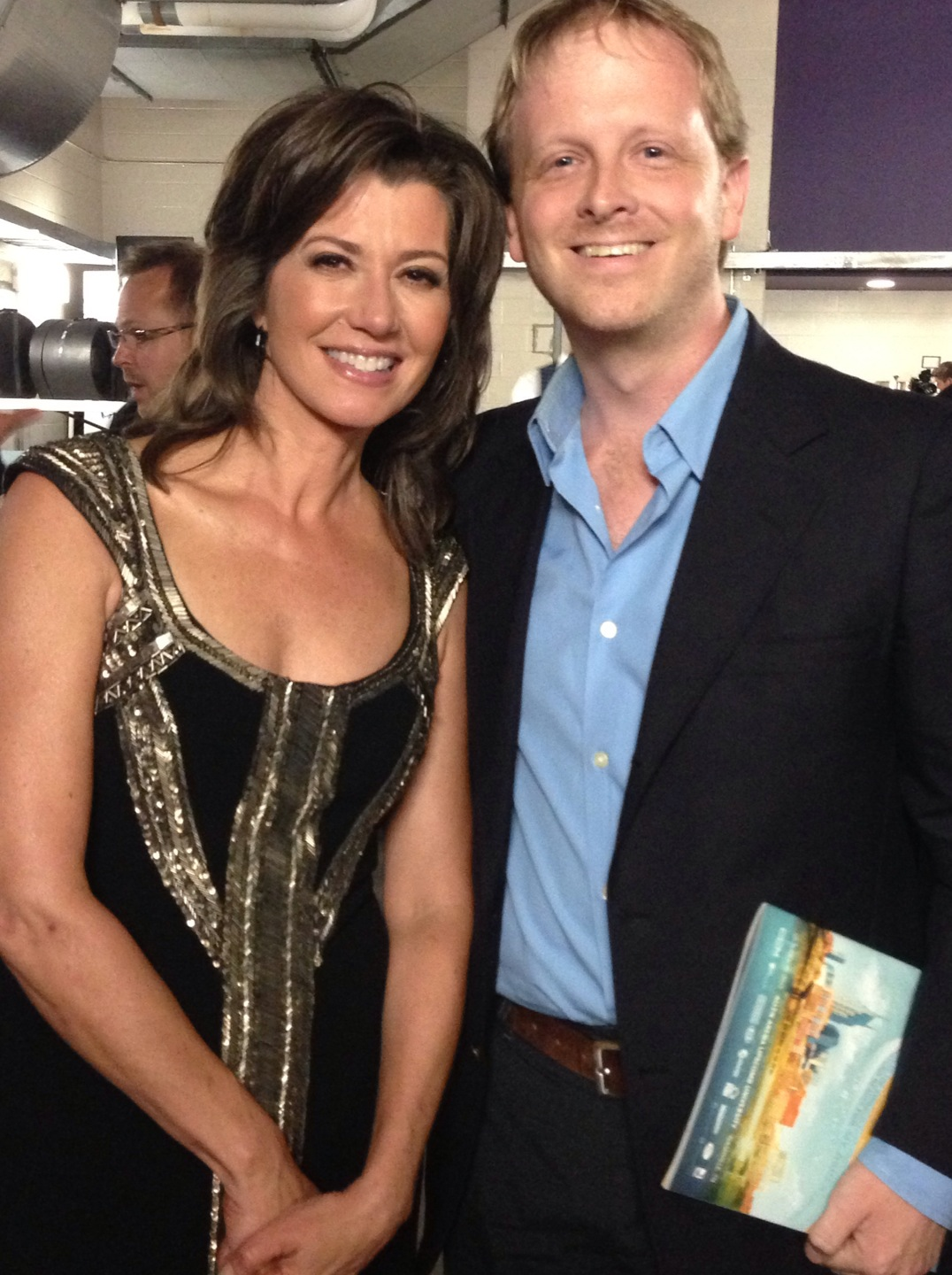 Ed and Amy Grant!