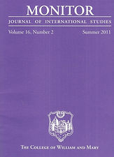 monitor-journal-of-international-studies