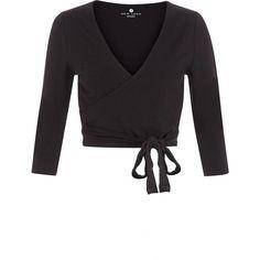 Black Ballet Sweater