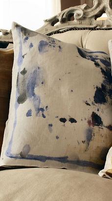 cuscini dipinti a mano dequoration