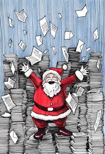 Piovono lettere per Babbo Natale