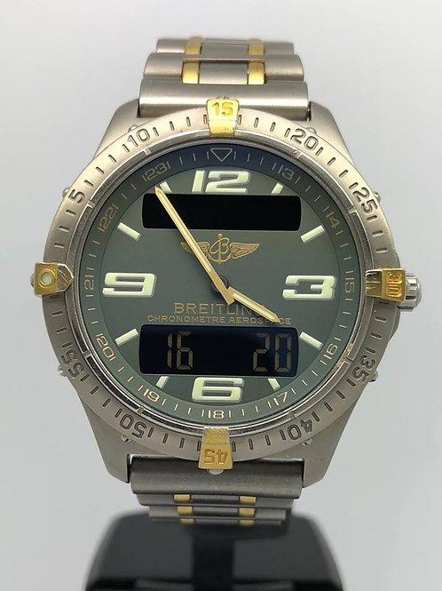 Breitling chronomètre aerospace