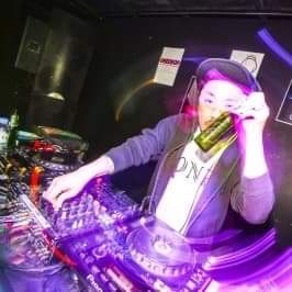 DJ TAKA(THREE ARROWS/ONEDROP clothin