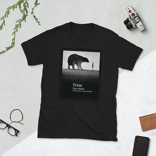Train your mind Unisex T-Shirt
