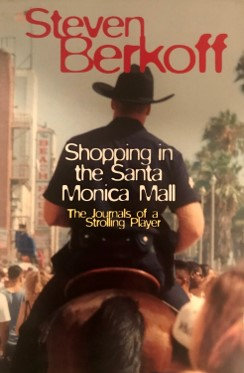 Shopping in the Santa Monica Mall | Paperback | New Signed Copy