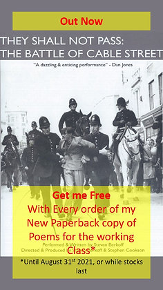 Battle of Cable Street   DVD