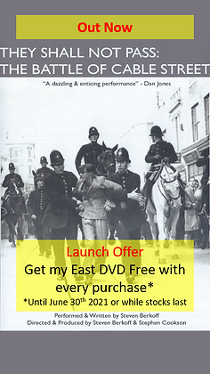Battle of Cable Street | DVD