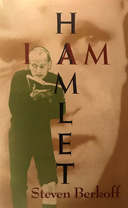 I am Hamlet | Hardback | New Signed Copy