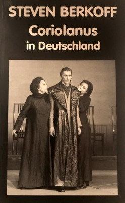 Coriolanus in Deutschland | Paperback | New Signed Copy