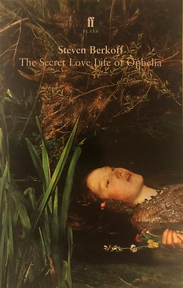The Secret Love Life of Ophelia | Paperback | New Signed Copy