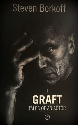 Graft - Tales of an Actor | Paperback | New Signed Copy