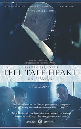 Tell Tale Heart Feature Film | DVD