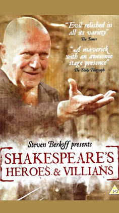 Shakespeare's Heroes and Villains | DVD