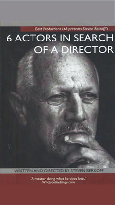 6 Actors in Search of a Director | DVD