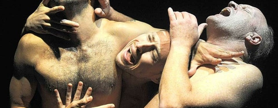 Steven Berkoff Play Image