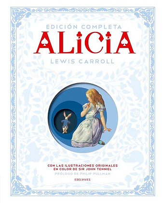 Alicia de Lewis Carroll, edición completa