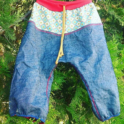 """Pantalón """"hippie"""" bebé"""