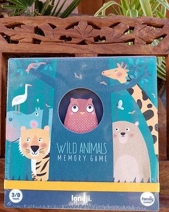 Wild Animals Memo