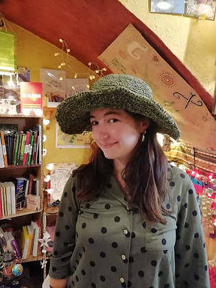 Sombrero de cáñamo 2