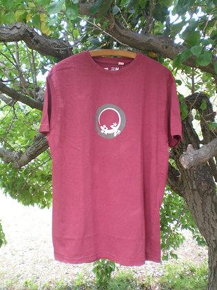 Camiseta Salamandra roja