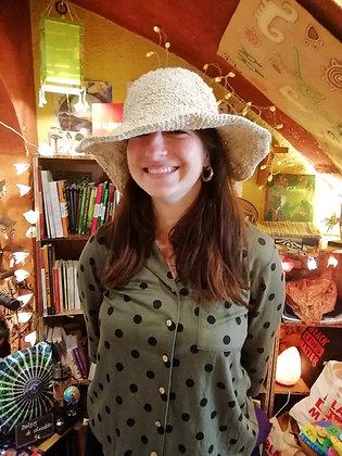 Sombrero de cáñamo 1