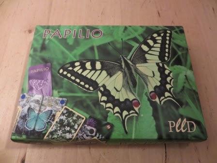 Juego de cartas Papilio