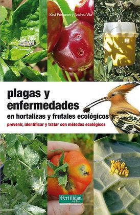 Plagas y enfermedades en hortalizas y frutales eco